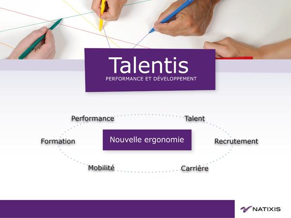 Quick-tour Talentis 2014