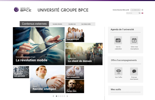 Université Groupe BPCE