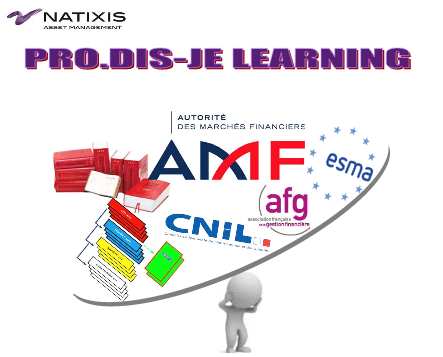 E-learning PRO.DIS-JE pour Natixis