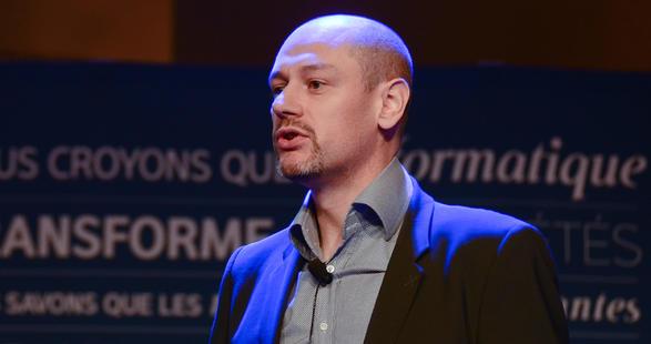 L. Cinquin: «L'entreprise qui se veut digitale gagnerait à s'inspirer de l'entreprise libérée»