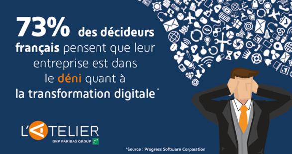 Transformation digitale : les entreprises dans le déni ?