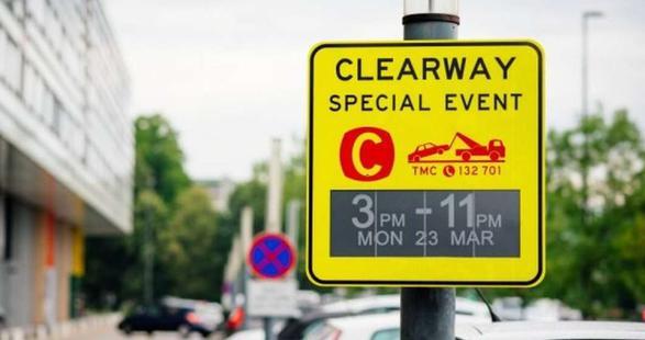 Le papier électronique s'invite dans les panneaux de signalisation